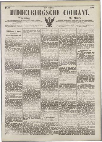 Middelburgsche Courant 1899-03-29