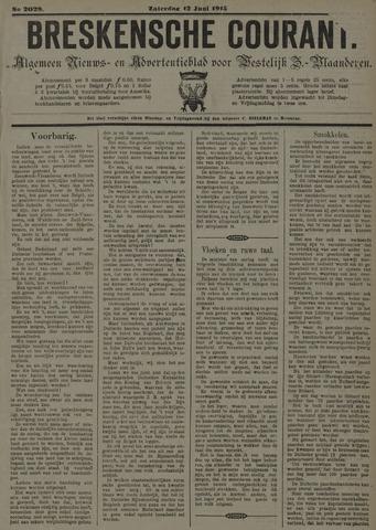Breskensche Courant 1915-06-12