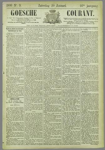 Goessche Courant 1906-01-20
