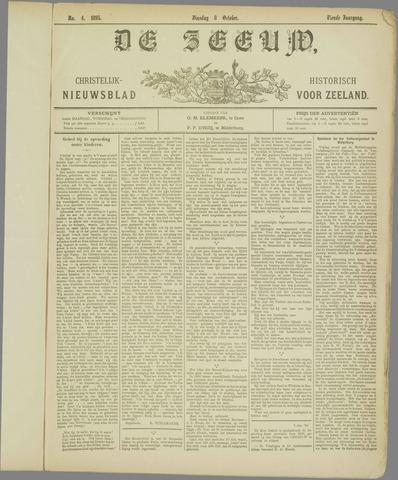 De Zeeuw. Christelijk-historisch nieuwsblad voor Zeeland 1895-10-08
