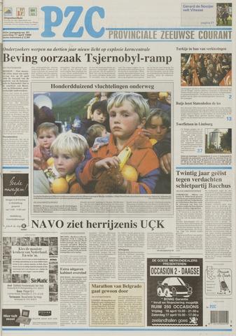 Provinciale Zeeuwse Courant 1999-04-17