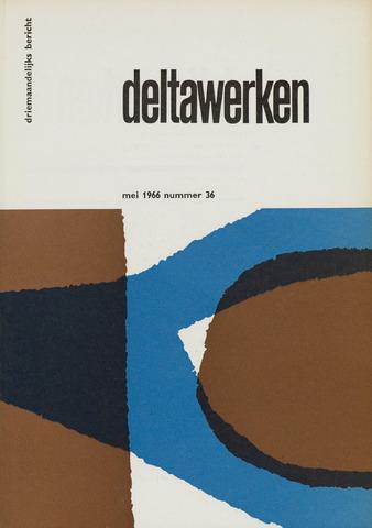 Driemaandelijks bericht Deltawerken 1966-05-01