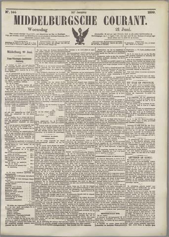Middelburgsche Courant 1899-06-21