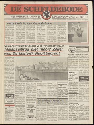 Scheldebode 1984-03-07