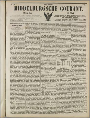 Middelburgsche Courant 1903-05-25
