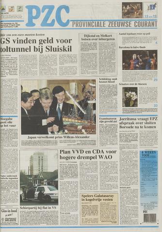 Provinciale Zeeuwse Courant 2000-04-19