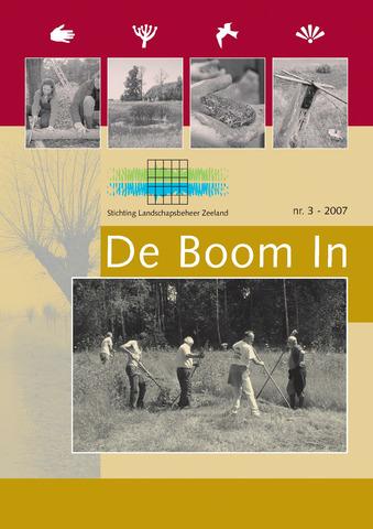 Landschapsbeheer Zeeland - de Boom in 2007-09-01