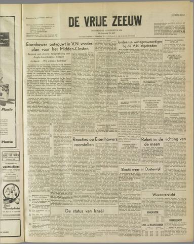 de Vrije Zeeuw 1958-08-14