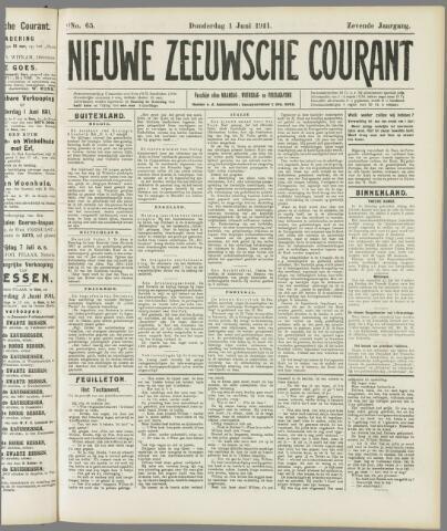 Nieuwe Zeeuwsche Courant 1911-06-01
