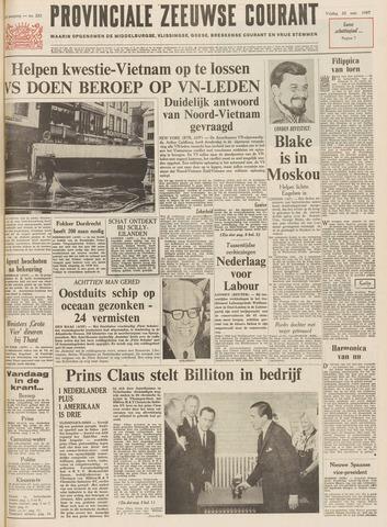 Provinciale Zeeuwse Courant 1967-09-22