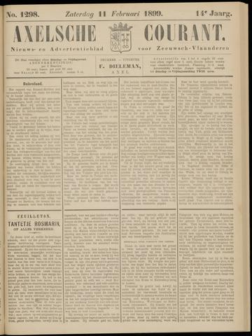 Axelsche Courant 1899-02-11