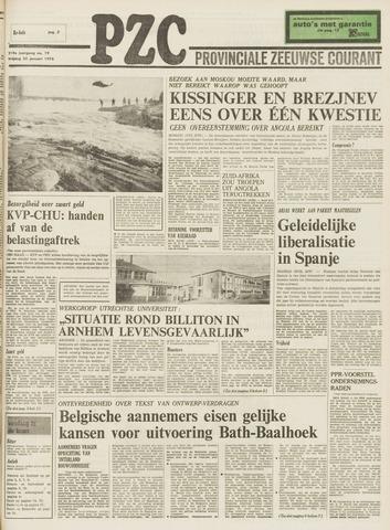 Provinciale Zeeuwse Courant 1976-01-23