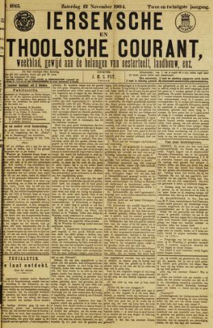 Ierseksche en Thoolsche Courant 1904-11-12