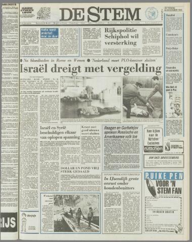 de Stem 1985-12-28