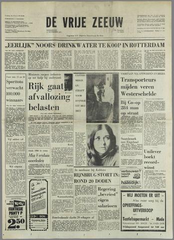 de Vrije Zeeuw 1971-11-11
