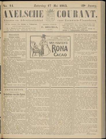 Axelsche Courant 1913-05-17