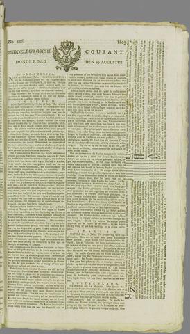 Middelburgsche Courant 1805-08-29