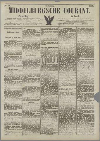 Middelburgsche Courant 1897-06-05