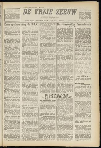 de Vrije Zeeuw 1948-02-17