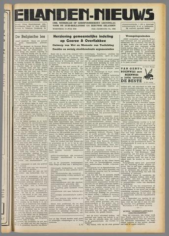 Eilanden-nieuws. Christelijk streekblad op gereformeerde grondslag 1949-07-13