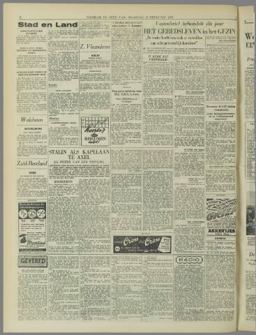 de Stem 1952-02-25