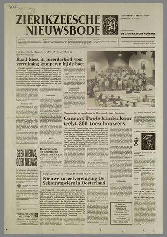 Zierikzeesche Nieuwsbode 1988-02-25