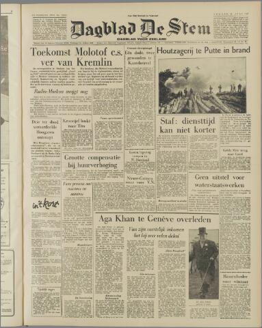 de Stem 1957-07-12