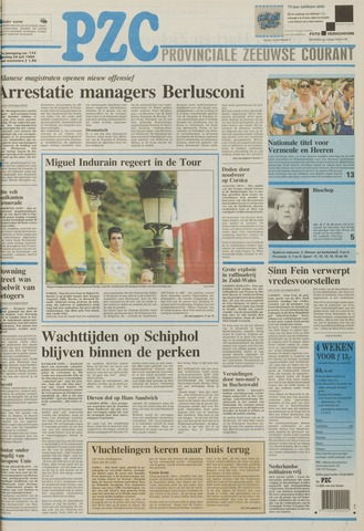 Provinciale Zeeuwse Courant 1994-07-25