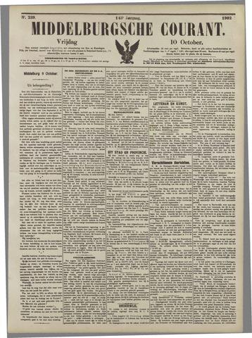 Middelburgsche Courant 1902-10-10