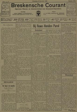 Breskensche Courant 1932-11-16