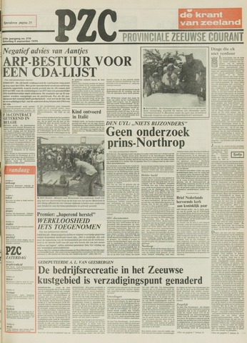 Provinciale Zeeuwse Courant 1976-09-04