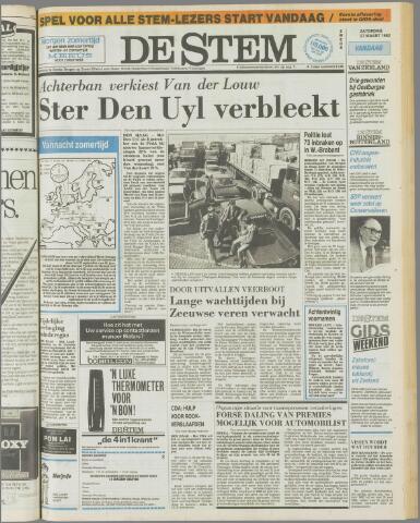 de Stem 1982-03-27