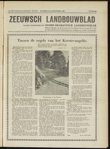 Zeeuwsch landbouwblad ... ZLM land- en tuinbouwblad 1955-12-24