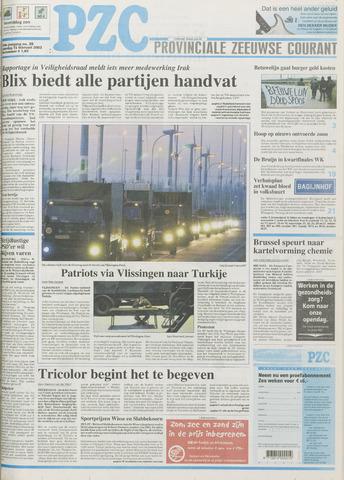 Provinciale Zeeuwse Courant 2003-02-15