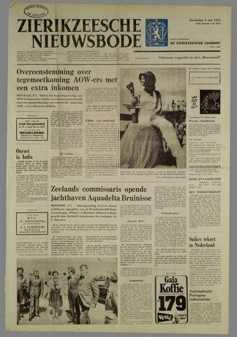 Zierikzeesche Nieuwsbode 1975-07-03
