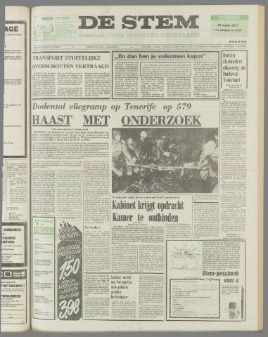 de Stem 1977-03-29