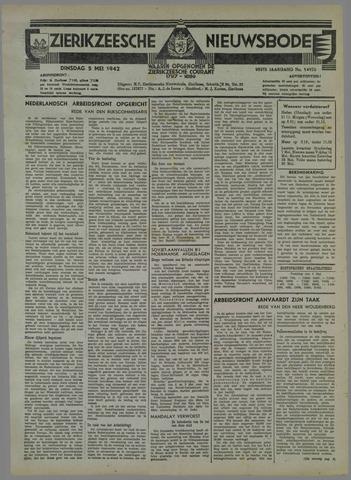Zierikzeesche Nieuwsbode 1942-05-05