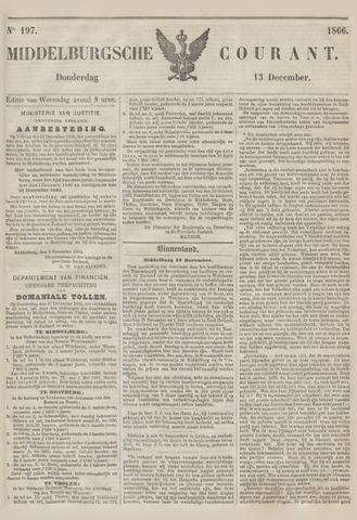Middelburgsche Courant 1866-12-13