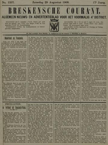 Breskensche Courant 1908-08-29