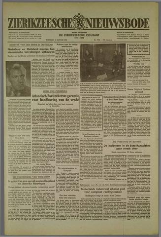 Zierikzeesche Nieuwsbode 1952-01-16