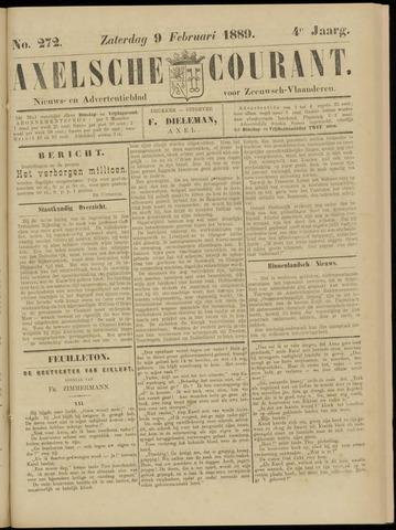 Axelsche Courant 1889-02-09