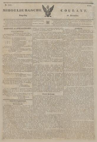 Middelburgsche Courant 1844-12-31