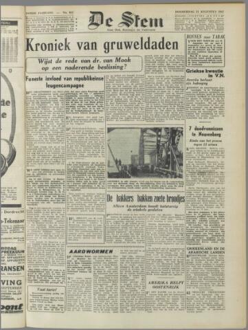 de Stem 1947-08-21