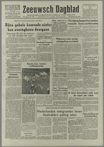 Zeeuwsch Dagblad 1956-09-19