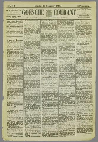 Goessche Courant 1919-12-30