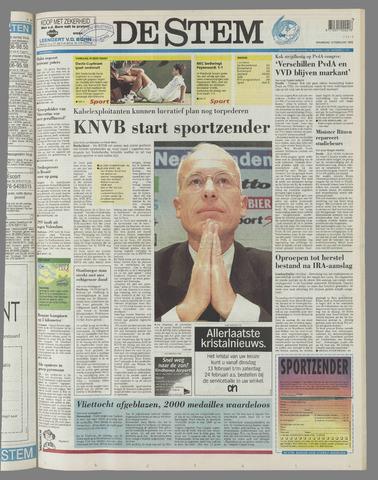de Stem 1996-02-12