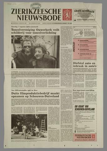 Zierikzeesche Nieuwsbode 1993-08-05