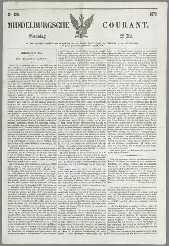 Middelburgsche Courant 1872-05-22