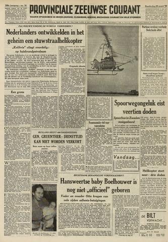 Provinciale Zeeuwse Courant 1956-03-29