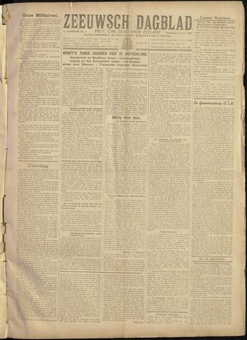Zeeuwsch Dagblad 1945-04-05